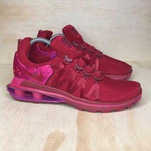 NEW Nike Shox Gravity Red Crush